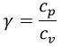 Coeficiente adiabático