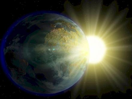 sol-tierra