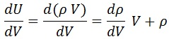 derivada energía
