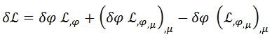 variación lagrangiana 2