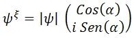 vector complejo