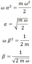 coeficientes a
