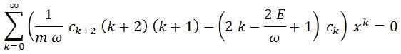 schrödinger oscilador 4