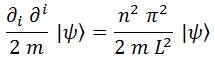 término derivada segunda