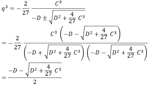 La resolución de la ecuación de tercer grado por el método de ...