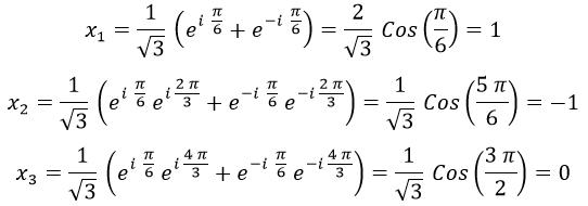 La Resolución De La Ecuación De Tercer Grado Por El Método De Cardano Estudiar Física